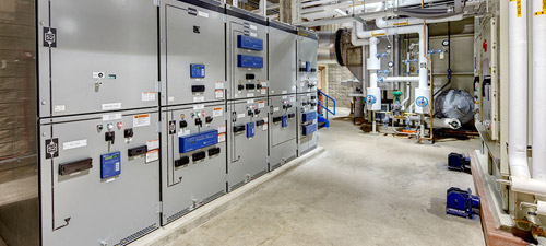 Mechanical/Electrical Design and Contract Administration